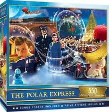 The Polar Express 550 Piece Jigsaw Puzzle