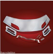 Honda GL1500 Goldwing GL 1500 Gold Wing - CHROME lower windshield accent/panel