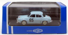 Atlas Editions 1/43 Scale Car AE016 - Renault Dauphine Gordini Monte Carlo 1958