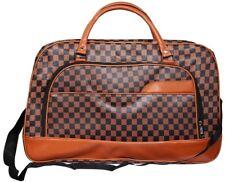 Reisetasche braun Unisex