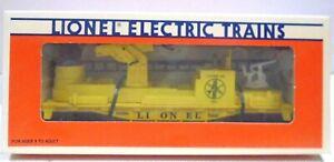 Lionel O Gauge 3 Rail Lionel Fire Car With Ladders 6-16660 L#C92