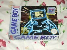 Original Nintendo Game Boy Console Tetris Variant Boxed DMG-01 Complete