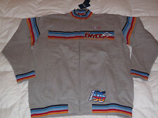 Authentic Enyce Track Jacket Fleece Jacket Gray Size L