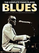 The Complete Piano Player Blues Learn to Play EASY Pop Jazz Music Book