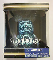 DISNEY STAR WARS WEEKENDS 2014 VINYLMATION HOLOGRAM EMPEROR PALPATINE - LE