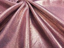 Gold & Purple Metallic Sparkle 2-Tone Fabric Wedding Drape Sash AISLE Tablecloth