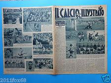 1948 il calcio illustrato milan juventus genoa verona livorno pisa mazzola loik