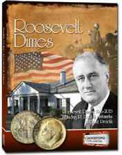 Cornerstone Roosevelt Dime Coin Album, 1946-2013 P,D & S, Without Proofs
