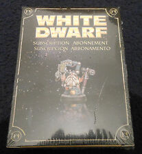 Limited Edition White Dwarf Space Subscription Miniature