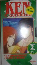 VHS - HOBBY & WORK/ KEN IL GUERRIERO - VOLUME 34 - EPISODI 2