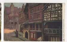 Hadfield Cubley, Chester, God's Providence House Tuck 1459 Postcard, A659