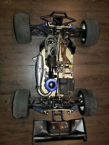 Ofna Jammin X1 Crt 1/8 Nitro Race Truggy Picco P3 28 Modified Engine