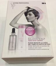 Pack Balance Scalp : Champú Shampoo 250ML + Energy Serum 100ML SP Wella