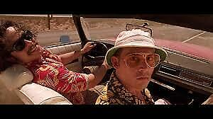 Fear And Loathing In Las Vegas DVD Johnny Depp Movie Cult Classic