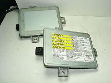 2X OEM 02-03 Acura TL 04-05 Acura TSX Xenon Ballast HID Inverter Unit Module ECU