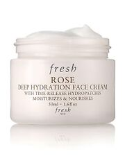 FRESH Rose Deep Hydration Face Cream New in Box 1.6 fl oz