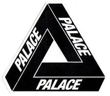 Palace Tri-Ferg Skateboard Sticker Black skate snow surf bmx skateboarding hype