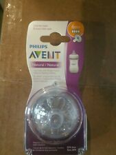 Philips Avent Natural Baby Bottle Nipple, Fast Flow...