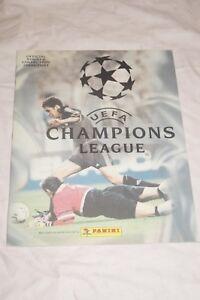 Sticker Album - Uefa Champions League 2000/2001 / 57 von 304 Bilder eingeklebt