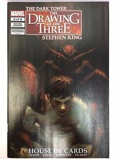 The Dark Tower - The Drawing of the Three: House of Cards #2 Comic Book Marvel