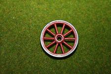 Playmobil Rad klein Rot Silber  Planwagen Vierspänner Kutsche