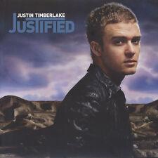 Justin Timberlake - Justified (Vinyl 2LP - 2002 - US - Original)
