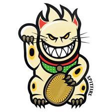 SPITFIRE Wheels - Lucky Cat / Daewon Burner - Skateboard / Snowboard  Sticker -