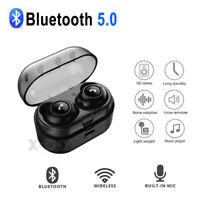 Wireless Earphones Bluetooth V5.0 Headphones TWS Stereo Earbuds For Huawei Sony
