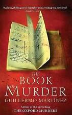 The Book of Murder, Guillermo Martinez, New condition, Book