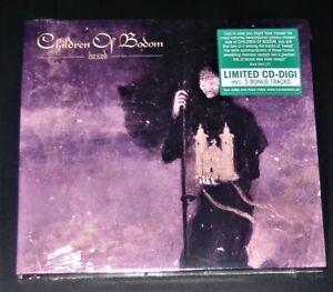 Children Of Bodom Hexed +3 Bonus Titolo Limitata CD IN Digipak Nuovo IN Scatola