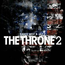 Kanye West Throne 2 (& Jay-Z)  [CD]