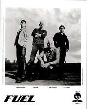 RARE Original Press Photo of Fuel a Post Grunge Band