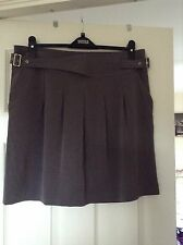 **BNWT** Grey Pleated Skirt 16
