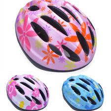 Helmet Cycling Bike Scooter Helmet Girls Kids Protective 45-56cm for 3-12 Years