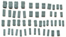 1/72 scale 72C01 Crates #1 (49 Pieces) military model accessory