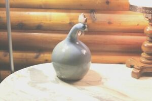 S. F. Imports Ceramic Rooster/Chicken Figurine #3227