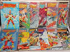 DC FURY OF FIRESTORM NUCLEAR MAN (VOL 2) 34 BOOK LOT # 1-92 ANNUAL 1 4 VF 1982