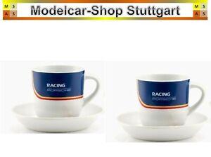 Porsche Racing Sammler Espressotassen-Set Nr. 5 Limited 500 - neu