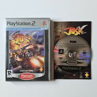 Jak X Platinum PS2 Playstation 2 with Manual PAL Game free uk postage