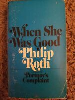 When she was good / by Philip Roth by Roth, Phillip 971