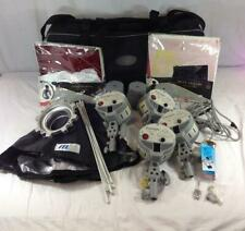 JTL Set of (4) Everlights With Soft Box and Padded Carrying Case Bag