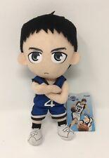 Kuroko's Basketball Kasamatsu Plush Soft Toy Doll Anime Manga Japanese - Tagged