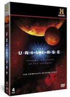 **NEW** The Universe - Complete Season 4 DVD Gift Idea - NEW