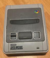 Super Nintendo Entertainment System - NES- NUR KONSOLE - Funktionsfähig