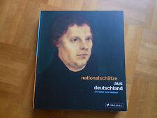 Buch Nationalschätze aus Deutschland von Luther bis Bauhaus  mit DVD PRESTEL