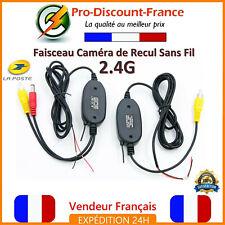 Faisceau Caméra De Recul Sans Fil 2.4G Camping Car Voiture Universel Parking
