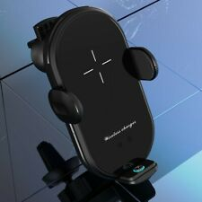 New listing Wireless Fast Charger Charging Pad Dock For iPhone Samsung Android Cell Phone Us