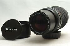 @ Ship in 24 Hrs @ EXC! @ Tokina AF 100-300mm f5.6-6.7 Macro Sony Minolta A Lens