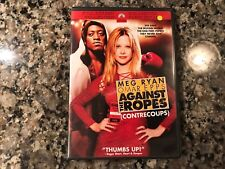 Against The Ropes Dvd! 2004 Sports Drama! See) Girlfight & Gracie