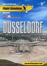Mega Airport Dusseldorf (PC DVD) BRAND NEW SEALED ADD ON MS FLIGHT SIM X